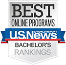 US News Best Online Programs 2013 - Bachelor's