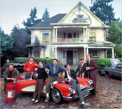 Students Can Learn from Animal House